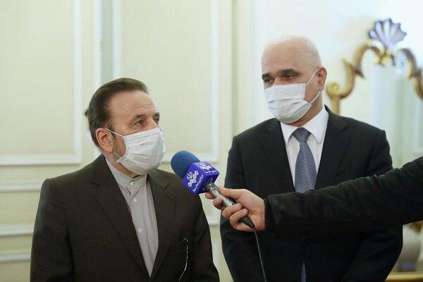 الحدود بين إيران وجمهورية أذربيجان لطالما كانت حدود سلام وصداقة