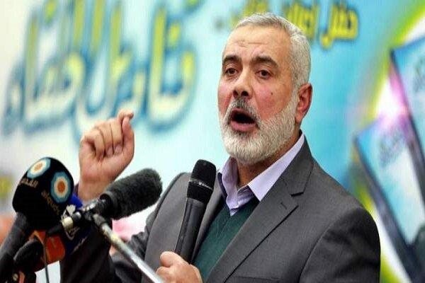 Hamas leader warns Zionists over recent unrests in Quds