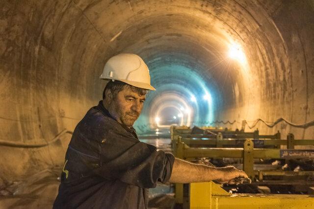 کلنگ توسعه خط ۳ به ۱ مترو به زودی زده میشود