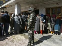 مقبوضہ کشمیر میں بلدیاتی انتخابات میں حکومت مخالف اتحاد کامیاب