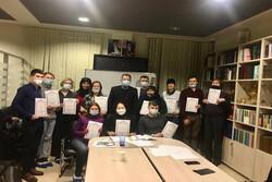 دهمین دوره کلاسهای آموزش زبان فارسی در روسیه پایان یافت