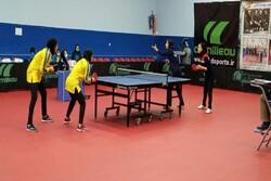 رقابتهای لیگ برتر تنیس روی میز بانوان به تعویق افتاد