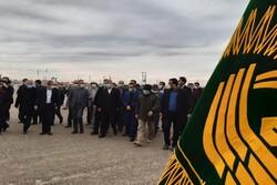 وعده نایب رئیس مجلس برای تکمیل راهآهن ۲۰ ساله