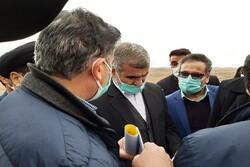 حاشیههای بازدید نایب رئیس مجلس از پروژههای ناتمام سبزوار