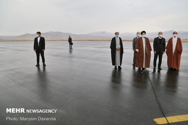 Judiciarychief's trip to North Kohrasan