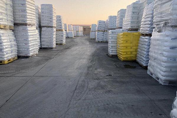 کشف ۵۱۰ میلیارد ریال مواد اولیه صنعت پلاستیک احتکار شده