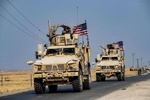 US convoy targeted in southern Iraq