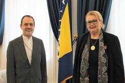 Iran, Bosnia emphasize expansion of economic relations