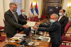 Serbia says strengthening relations with Iran a priority