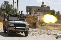 ارتش لیبی به نیروهای «خلیفه حفتر» اجازه تهاجم مجدد را نمی دهد