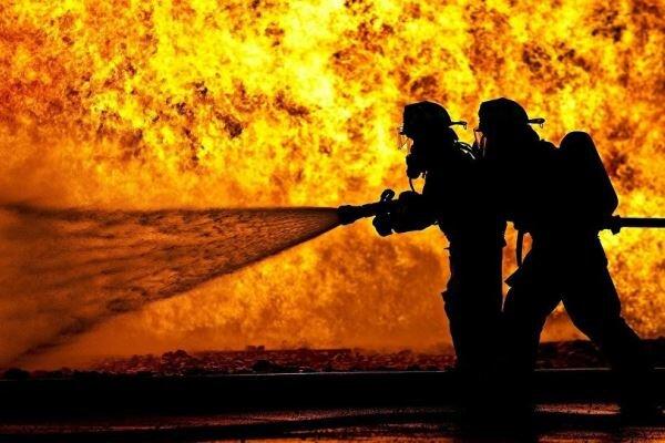 مصر میں ایک کاہک نے بیکری کے مالک کو آگ لگادی