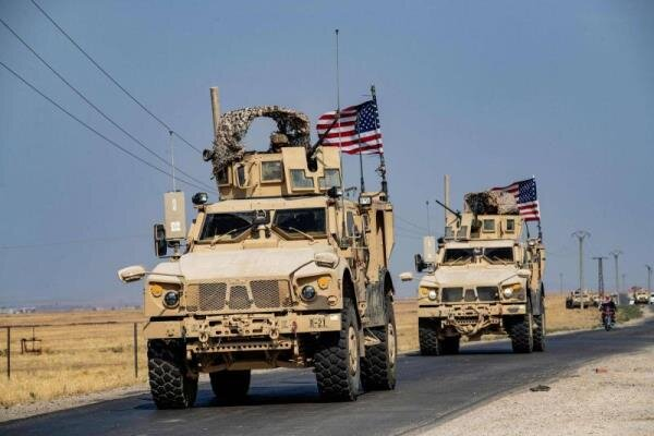 US military convoy targeted in Basra