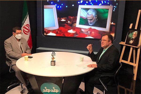 «سردار» در محور جنبش رسانهای جهان/ مخاطب حاج قاسم فقط ملی نیست