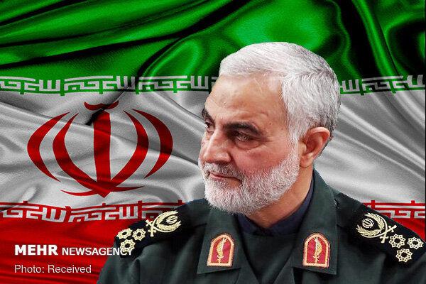 Installation of Martyr Soleimani sardis in Vali-e-Asr Square, Tehran – Mehr News Agency |  Iran and world's news