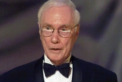 راجر برلیند برنده ۲۵ جایزه تونی درگذشت