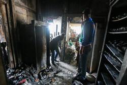 برخورد قاطعانه با مسببان احتمالی آتشسوزی مرکز مخابرات شبانکاره