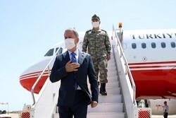 وزیر دفاع ترکیه وارد لیبی شد