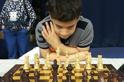 درخشش شطرنجباز خوزستانی در مسابقات آنلاین قهرمانی آسیا