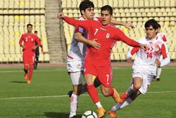 برگزاری دوره استعدادیابی تیم ملی فوتبال جوانان در مشهد