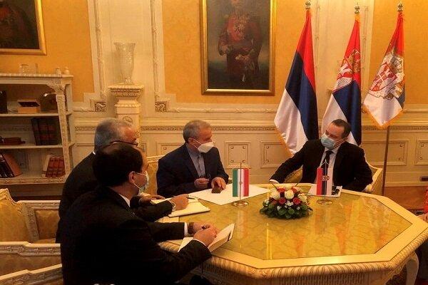 Belgrade keen on deepening relations with Tehran