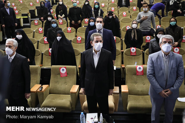 سومین جشنواره ملی زن و 3rd National Festival of Women and Science held in Tehran