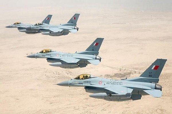 راز اعزام ۴ جنگنده بحرینی به حریم هوایی قطر و اهداف پشت پرده