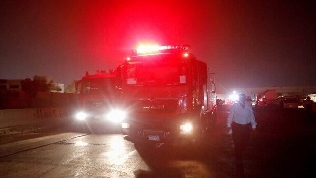 قتلى وجرحى في حريق بمستشفى مخصص لمرضى كورونا في مصر