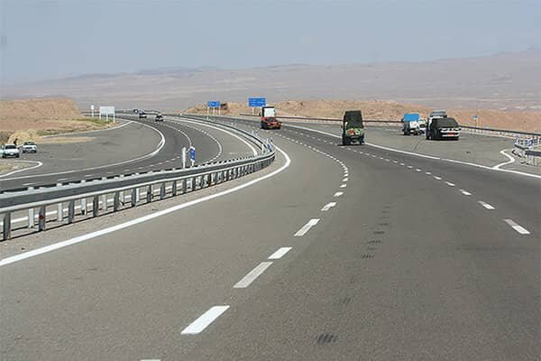 تبدیل جاده کمربندی اهر- مشگینشهر به بزرگراه