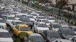 ترافیک نیمه سنگین در محور شهریار - تهران