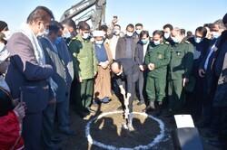 عملیات زهکشی ۵۰ هزار هکتار از اراضی کشاورزی گلستان آغاز شد