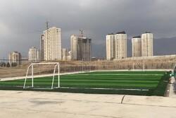 افتتاح طرحهای عمرانی جدید در دانشگاه علامه طباطبایی