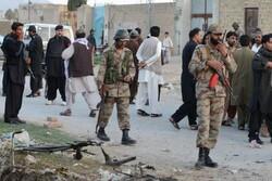 حمله تروریستی در بلوچستان پاکستان / ۷ نیروی مرزبانی کشته شدند