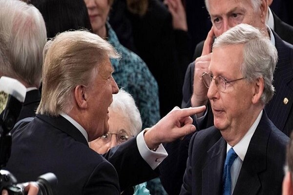 Trump resorts to senators to overturn US election result