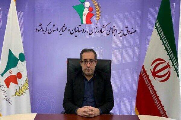 پوشش بیمهای بیش از ۸۳ هزار خانواده روستایی و عشایری کرمانشاهی