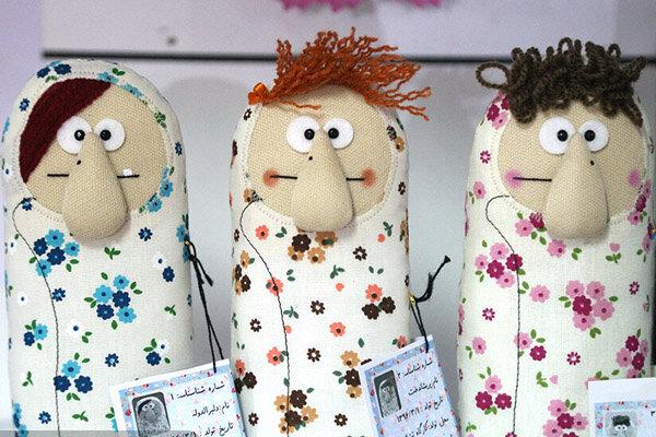 انتشار فراخوان رقابت عروسکهای ایرانی در ششمین جشنواره اسباببازی