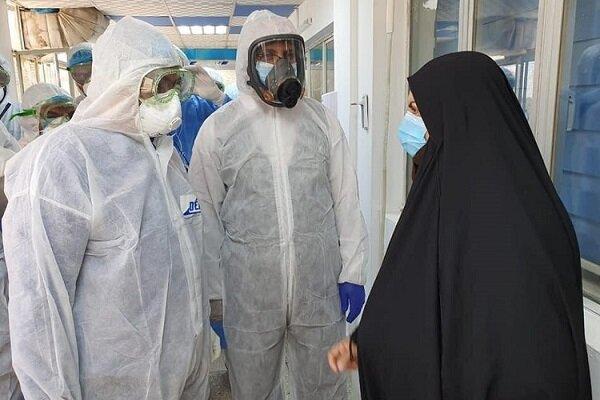 العراق يسجل أعلى حصيلة إصابات في البلاد بفيروس كورونا
