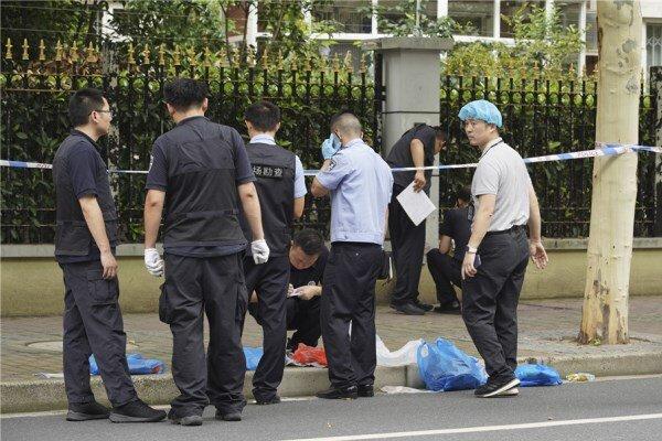 حمله با چاقو در چین ۵ کشته و ۱۵ زخمی برجای گذاشت
