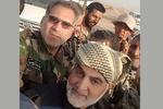 حاج قاسم به تنهایی با یک موتور به سوی مقر ۴هزار داعشی رفت
