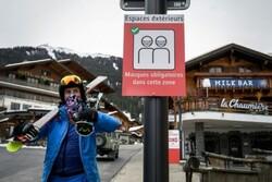 فرار صدها گردشگر انگلیسی از قرنطینه اجباری در سوئیس
