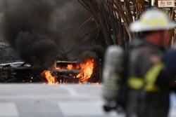 پلیس آمریکا هویت عامل بمب گذاری در «نشویل» را شناسایی کرد