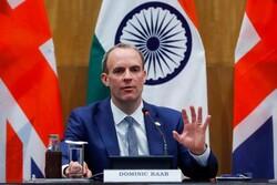 انگلیس: به دنبال توافق تجاری با کشورهای ایندوپاسیفیک هستیم
