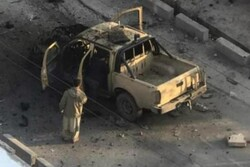 Seven security forces wounded in Kandahar car bomb blast