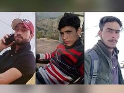 مقبوضہ کشمیر میں بھارتی فوج کے ہاتھوں 3 جوانوں کو جعلی مقابلے میں ہلاک کرنے کی تصدیق