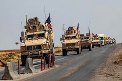 US military convoy targeted in Baghdad
