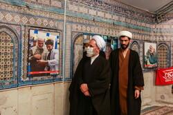 مدرسہ معصومیہ میں شہید قاسم سلیمانی اور شہید ابو مہدی مہندس کی پہلی برسی منعقد