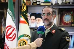 ۷۰۰۰ نیروی پلیس وظیفه تامین امنیت انتخابات گلستان را برعهده دارند