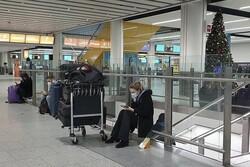 تعلیق پروازهای روسیه به انگلستان تا ۲۳ دی تمدید شد