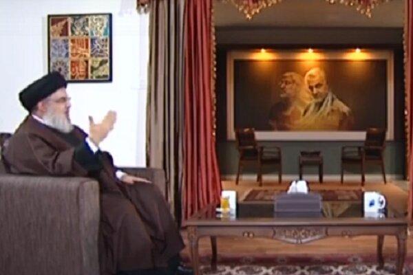 """كيمياء """"لقاء العشق الأخير"""" مع سليماني يرويها السيد حسن نصرالله(3)"""