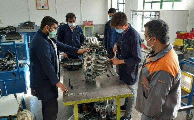 زنجان در استقرار نظام استاد و شاگردی یکی از استانهای پیشرو است