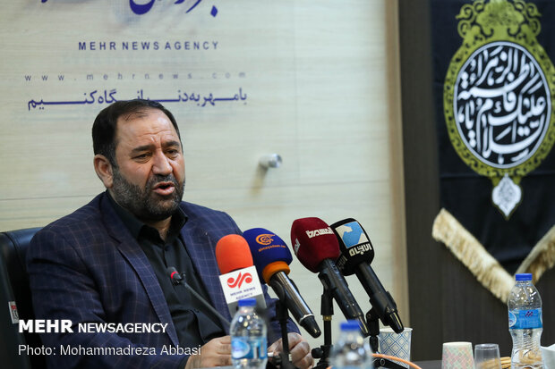 Head of WAIA Studies Center holds presser at MNA HQ